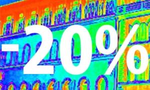 A Marzo ripartono le offerte sugli interventi termografici!!!